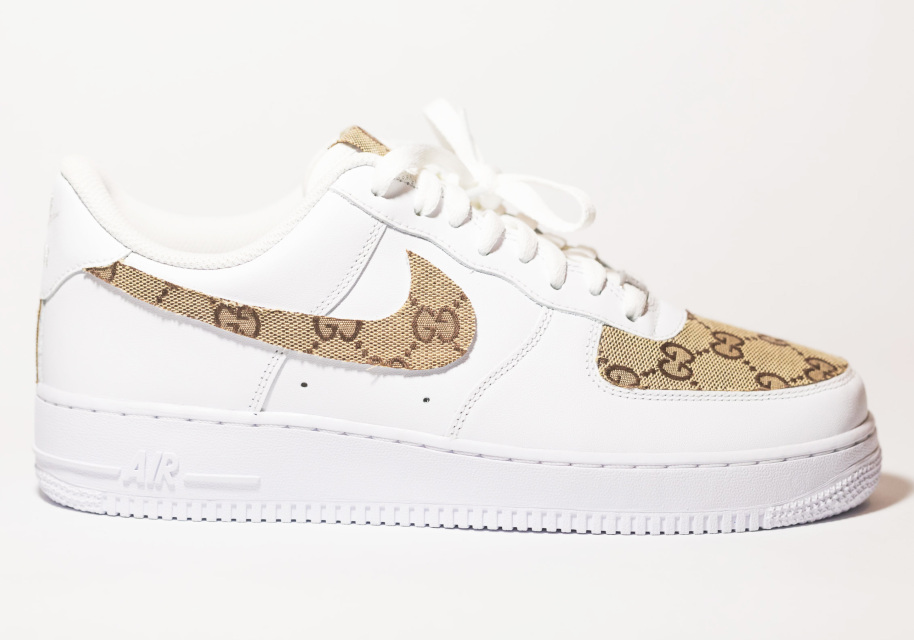 nike air force 1 customized