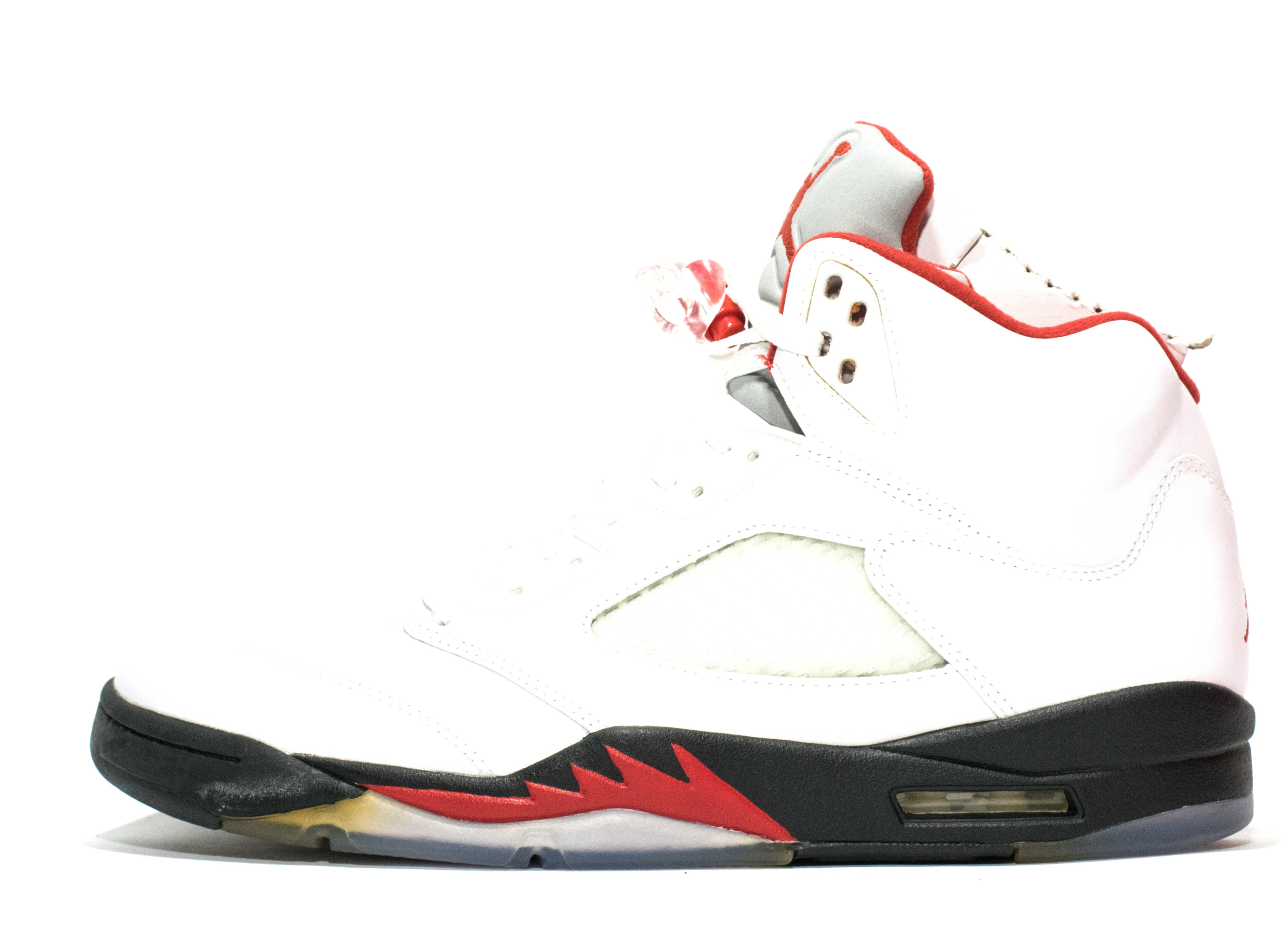 reputable site 3b223 9e3a9 Nike Air Jordan 5 'Fire Red' Deadstock size 11.5